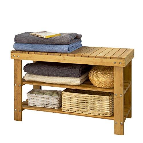 sobuy w schetruhe w schekorb w schebox w schesammler w schetonne mit deckel natur fss48 n. Black Bedroom Furniture Sets. Home Design Ideas