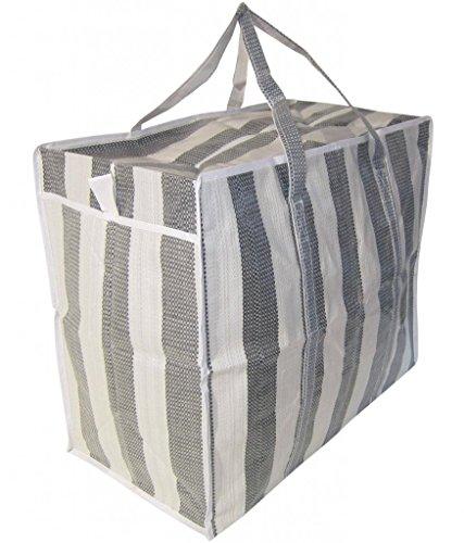 rei verschlusstasche f r w sche aufbewahrung einkauf extra gro 6 st ck aitnexa. Black Bedroom Furniture Sets. Home Design Ideas