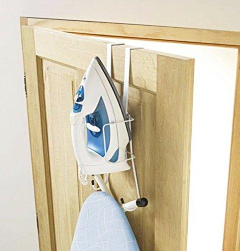 b gelhalterung metall b gel organizer b geleisen brett organizer f r t ren. Black Bedroom Furniture Sets. Home Design Ideas