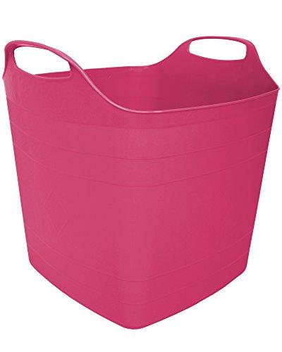 ondis24 gro er flexi tub flexibler tragekorb f r fl ssigkeiten und feste stoffe gartenkorb. Black Bedroom Furniture Sets. Home Design Ideas