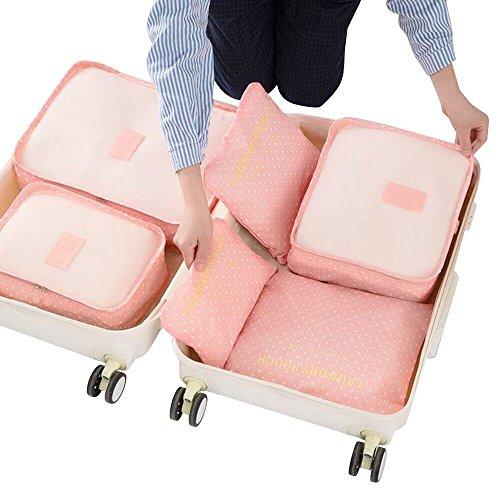 cocogo unterw sche aufbewahrungstasche wasserdichtes nylon reisetasche sockentasche. Black Bedroom Furniture Sets. Home Design Ideas